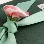 Ribbon rosebuds – free tutorial