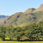 The English Lake District in September