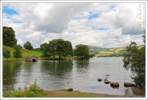 Windermere from near Wray Castle