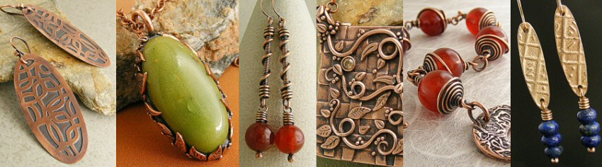 Boo's Hand Crafted Jewellery.  Please follow the link to enter Boo's on-line jewellery shop.